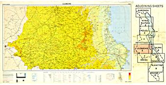 Malawi in Maps